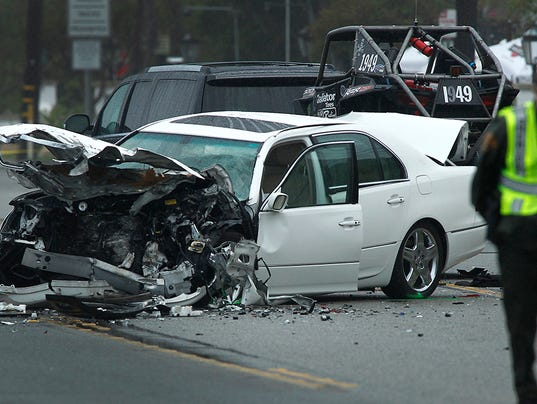 Bruce Jenner involved in fatal crash; role of paparazzi unclear