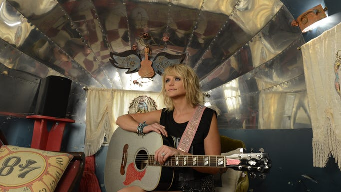 Airstream Los Angeles >> Miranda Lambert: Life on the road with a country superstar