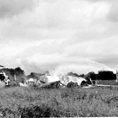 293 C-124A crash 6 July 1959