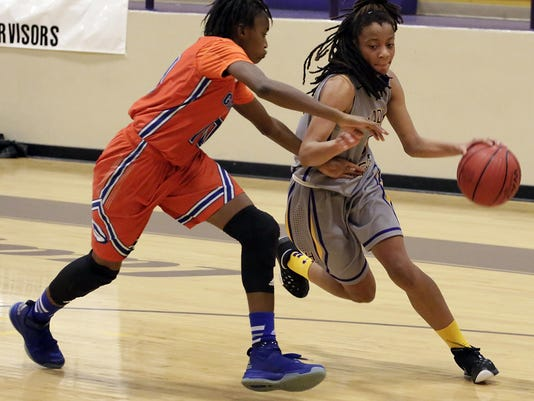 Hattiesburg hosts Gulfport high school basketball | Gallery
