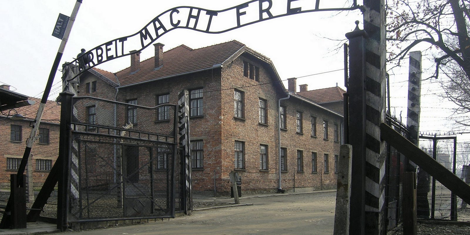 'Do something': Even from 6,000 miles away, Auschwitz camp grimly warns us