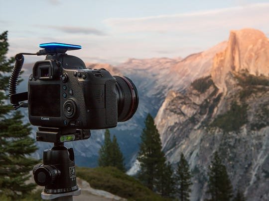 The Alpine Labs Pulse lets you control your DSLR wirelessly for shooting photos, video and timelapses.
