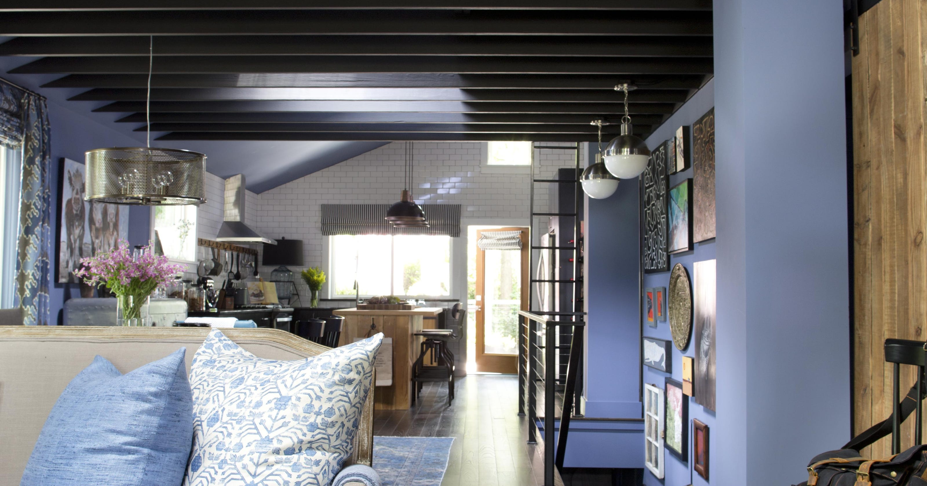 Raising Ceiling Changes A Room