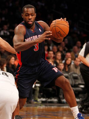 Rodney Stuckey and the Pistons topped the Brooklyn Nets 109-97, dropping the Nets to 3-10 on the season.