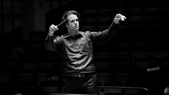 Tallahassee Symphony conductor Darko Butorac