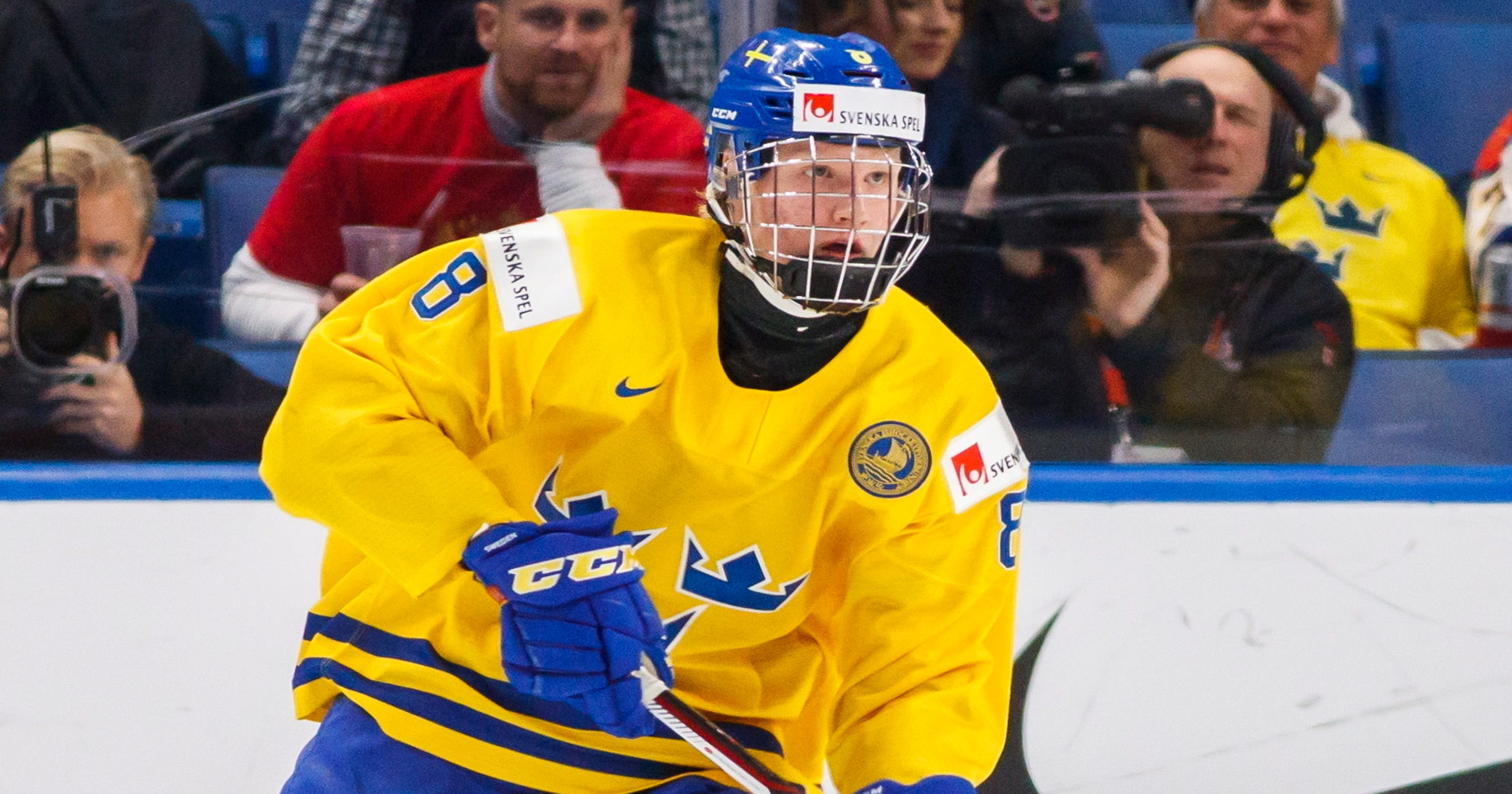 56e662f501b NHL mock draft 1.0  First-round projections  Rasmus Dahlin is the prize
