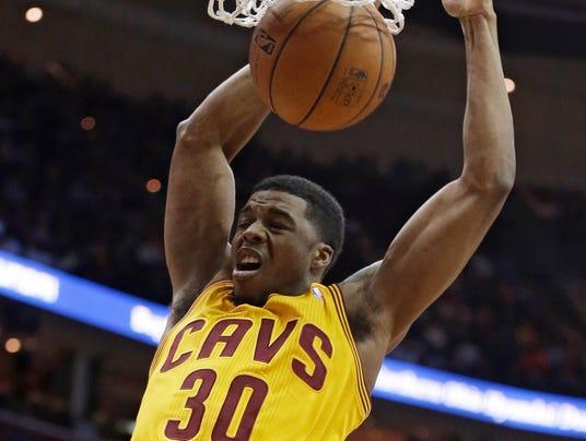 7-22-14 Nets Cavaliers Basketball