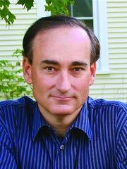 Author Chris Bohjalian.