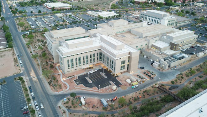 The East Tower at Intermountain Dixie Regional Medical Center in St. George has a new pediatric unit.