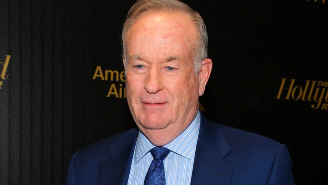 Former Fox News host Bill O'Reilly.
