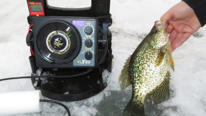 Quality sonar is often considered to be the most important tool for successful winter fishing.