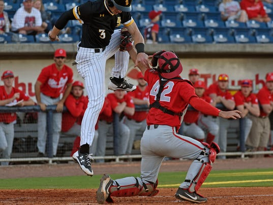 Diamond Invitational Ohio State vs Southern Miss 1