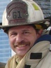 Shrewsbury Fire Chief Tony Myers