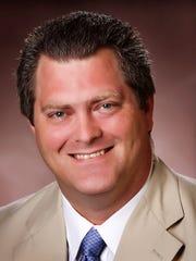 Leland Rocchio, president of Jordan Foster Construction's Commercial Group.