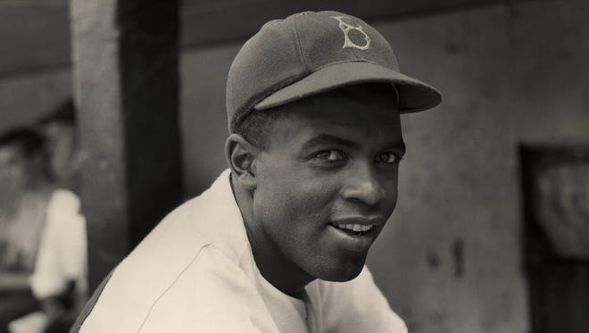 Baseball great Jackie Robinson, who made history breaking the sport's color line, is the subject of a two-part PBS documentary, 'Jackie Robinson.'