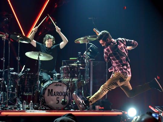 Maroon  North American Tour