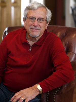 Bruce Renner has served on the Springfield school board for 21 years. He is running again.