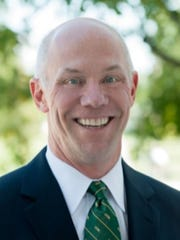 Christopher Lucier, Vice President for Enrollment Management