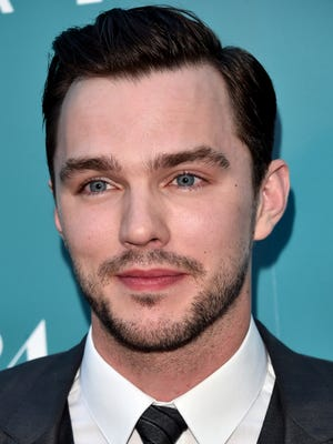 "Nicholas Hoult attends the Hollywood premiere of ""Equals"" on July 7, 2016."