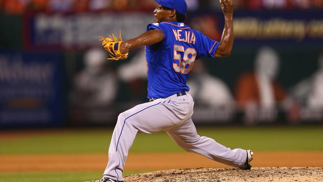 Reliever Jenrry Mejia has been banned for life by Major League Baseball.