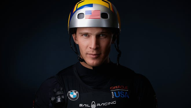 Oracle Team USA grinder Cooper Dressler got his start in America's Cup sailing by helping the team clean out its base in San Francisco. He was invited by skipper Jimmy Spithill and tactician Tom Slingsby to join the sailing team.