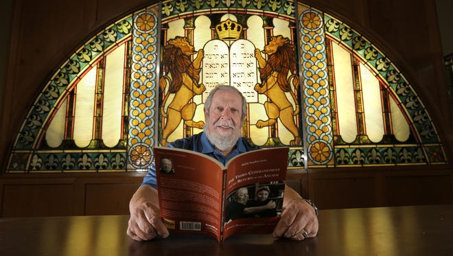 """El Paso Rabbi Stephen Leon authored a book titled, """"The Third Commandment and the Return of the Anusim."""""""