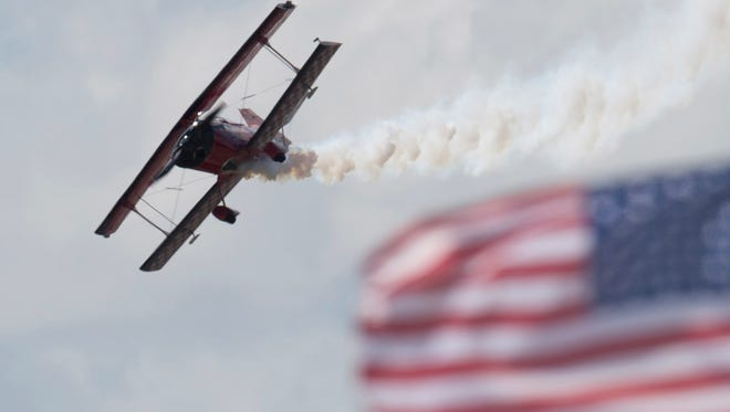Images from the Stuart Airshow at Witham Field on Nov. 4, 2017.