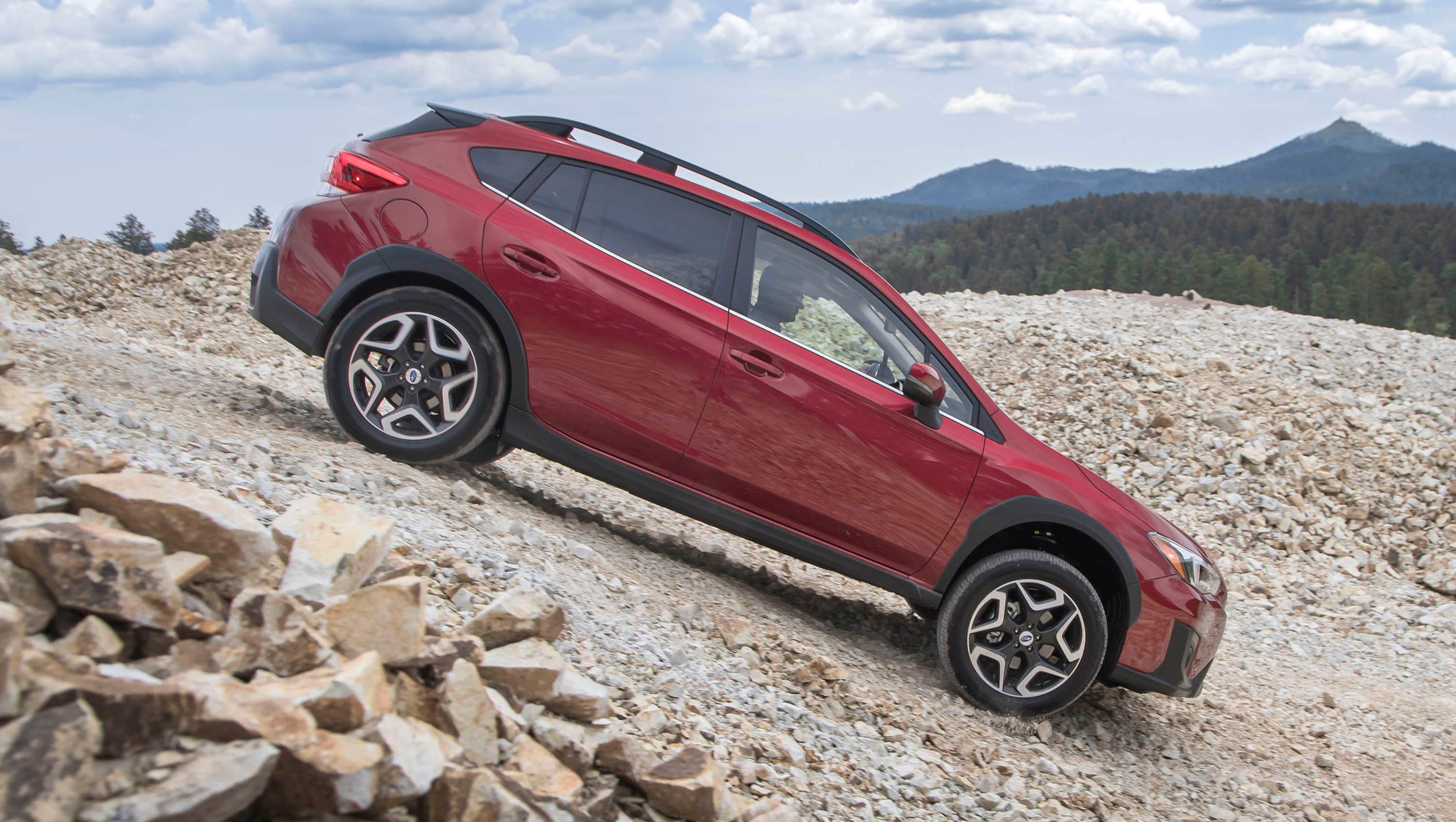 Review: Subaru's new Crosstrek becomes the small SUV to beat