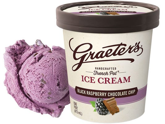 Black Raspberry Chocolate Chip