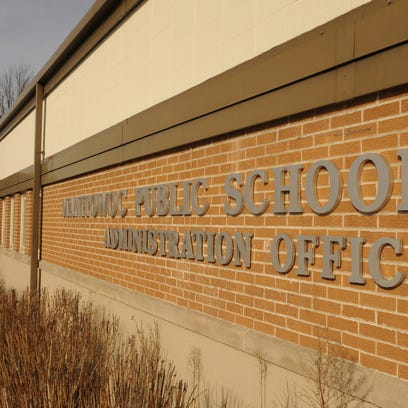 Exterior of the Manitowoc Public School District Administration