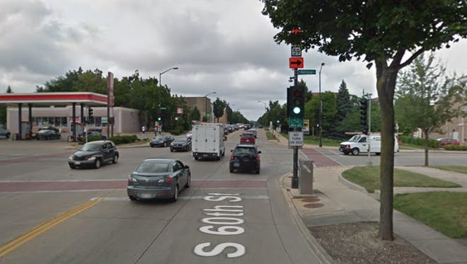 At 60th Street and Greenfield Avenue, a man arrested for fifth offense drunken driving hit another car and drove off. He was later caught at about 52nd Street and National Avenue.