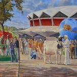 We need a Show is a 50 year history of World Dairy Expo and will be for sale during the show.