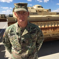 Dodge's tenure with 2nd Engineer Battalion has been a blur