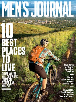Greenville lands on Men's Journal's list of 10 best places to live.