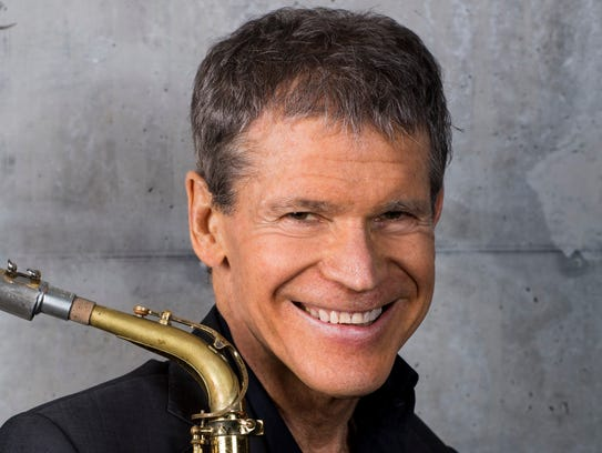 David Sanborn will perform May 12-13 at the Jazz Kitchen.