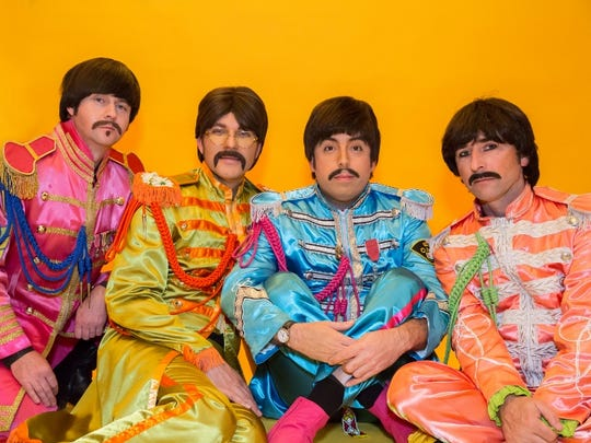 """The award-winning, nationally touring production """"In My Life – A Musical Theatre Tribute to the Beatles"""" returns Sunday to the Elsinore Theatre."""