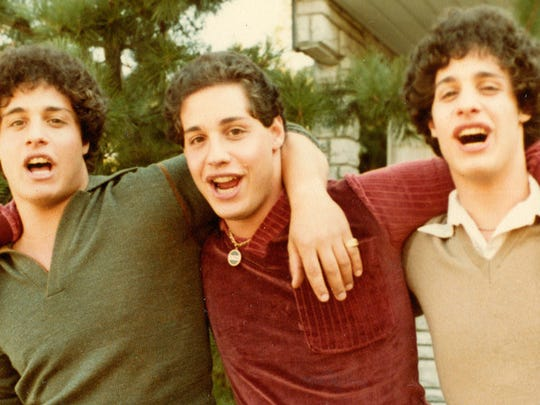 """Three Identical Strangers"": The Galland triplets"