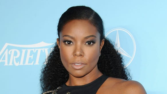 Actress Gabrielle Union attends Variety and Women In