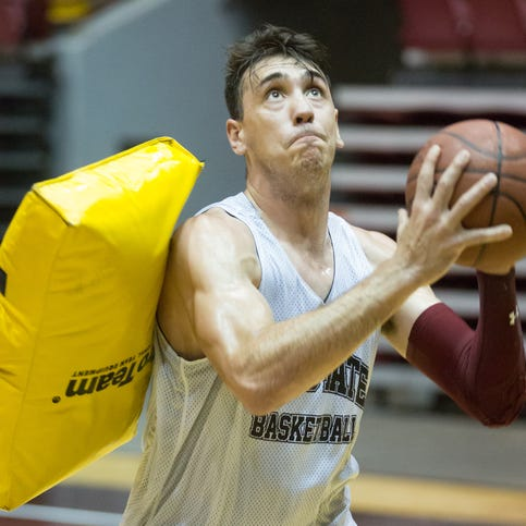 New Mexico State basketball features a lot of new players for 2018-19