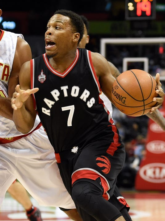 e2f4413e60f Kyle Lowry sizzles in fourth as Raptors rally by Hawks