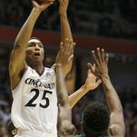 Kevin Johnson says the Bearcats are trying to build momentum for an NCAA bid.