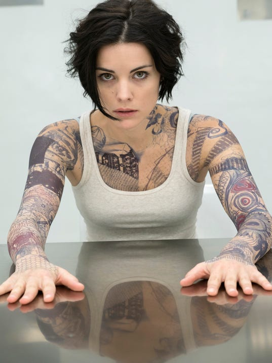 Ink marks 'Blindspot,' other tattoo shows