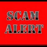 Don't be a victim of scammers