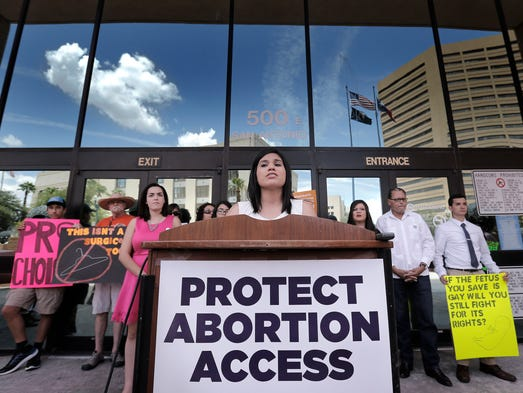 Samantha Romero talks about her abortion and the U.S.