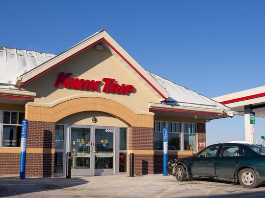 Kwik Trip, located at 4000 South Draxler Drive, hosts its grand opening on December 13, 2016 in Marshfield, Wisconsin.