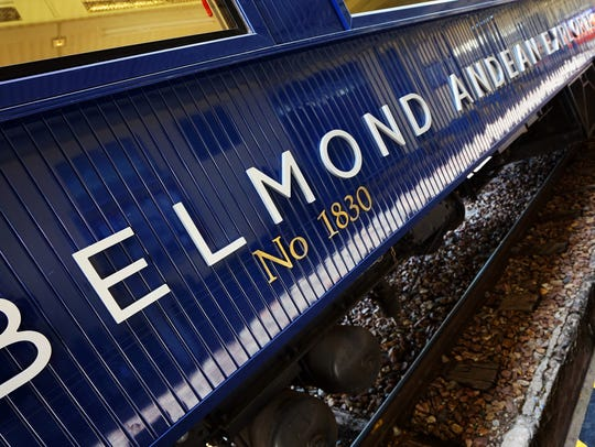 The Belmond Andean Explorer, South America's first