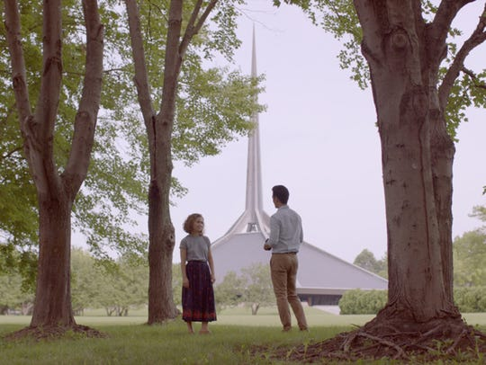 Haley Lu Richardson and John Cho explore the central