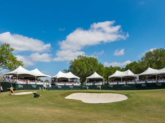 The Web.com Chitimacha Louisiana Open is held at Le Triomphe Golf and Country Club.