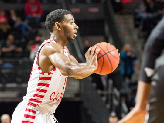 P.J. Hardy was the fourth double-figure scorer for the Cajuns with 11 points in Thursday's 94-83 loss to Arkansas State.