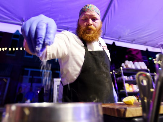 Prize Fest includes Louisiana Food Prize's The Battle for the Golden Fork live cooking competition.